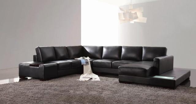 Divani per soggiorno con divano in stile europeo moderno divani ...