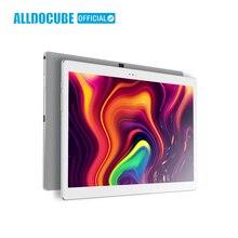 "ALLDOCUBE X 10,5 ""2 K 2560*1600 pantalla Super AMOLED 6,9mm Ultra Slim cuerpo Android 8,1 4 GB de RAM 64 GB ROM Tablet PC huella 8MP"