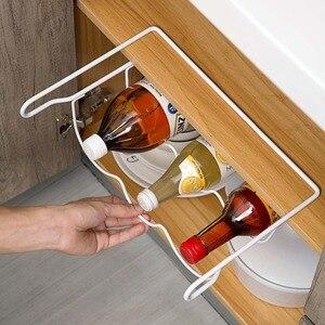 Image 4 - OTHERHOUSE estante de cocina para refrigerador, estante para botella de vino cerveza, organizador de cocina, nevera para almacenamiento, estantes organizadores