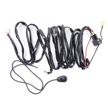 buy fog light wiring kit and get free shipping on aliexpress Fog Lamp Wiring Harness