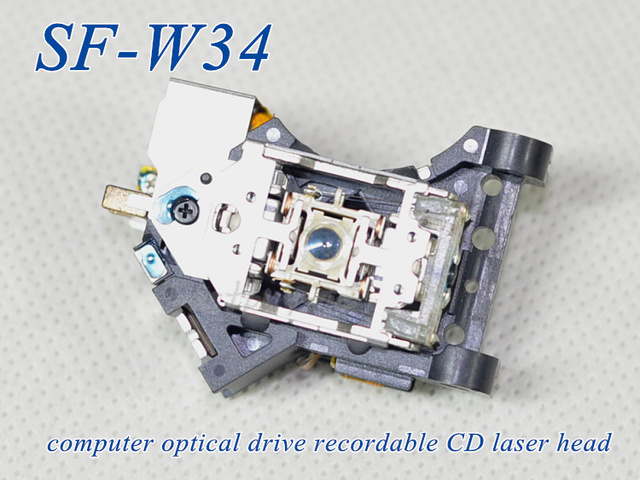 CD laser head SF-W34  SFW34  W34 computer optical drive recordable