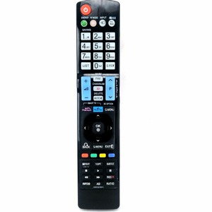 Image 3 - 新しい repacement AKB73275612 lg 3D 液晶 led ハイビジョンテレビのリモコン AKB73275619 42LW573S 47LW575S