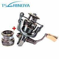 Tsurinoya Spinning Fishing Reel 9 1BB 5 2 1 6kg Double Spool Ocean Fishing Wheel Carretes