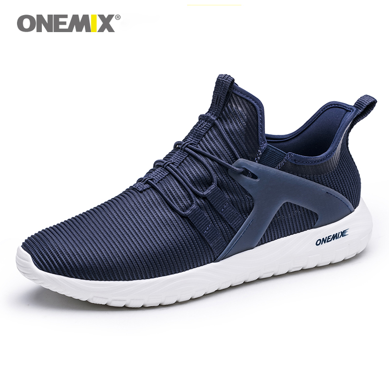ONEMIX 2018 Men Running Shoes Cushioning DMX Sneakers Breathable Sport Shoes for women sneakers for outdoor