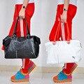 La bolsa de mensajero del bolso de cuero de la marca bolsa de hombro bolso de las mujeres bolsa casual paquete Bolsos Spt bolsas para mujeres Envío gratuito