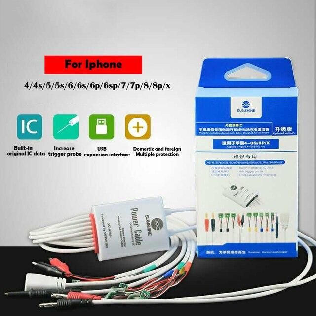 מיוחדים SS 905A Original Battery IC Battery Charger And Activation Circuit IR-77