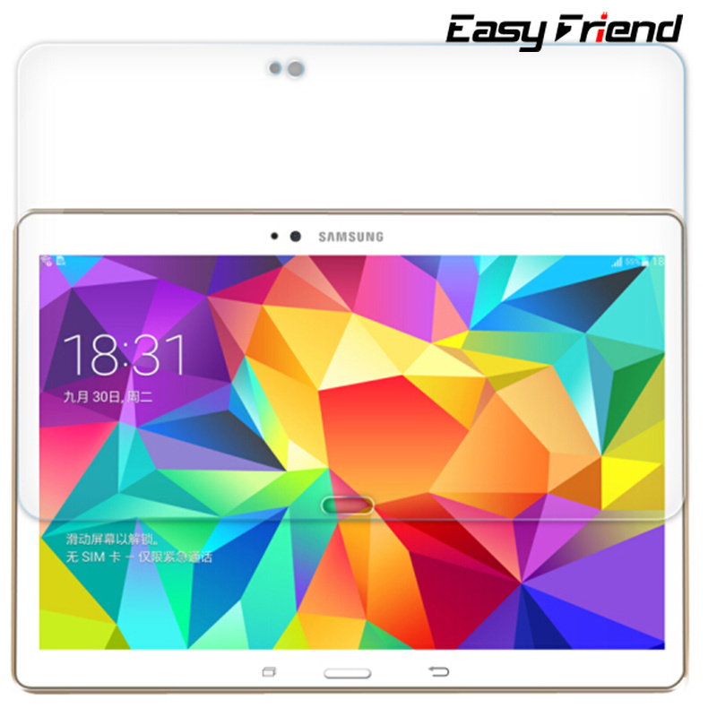 For Samsung Galaxy Tab S 8.4 10.5 Inch T700 T705 T705C T800 T805 TabS Tablet Screen Protector Protective Film Tempered Glass