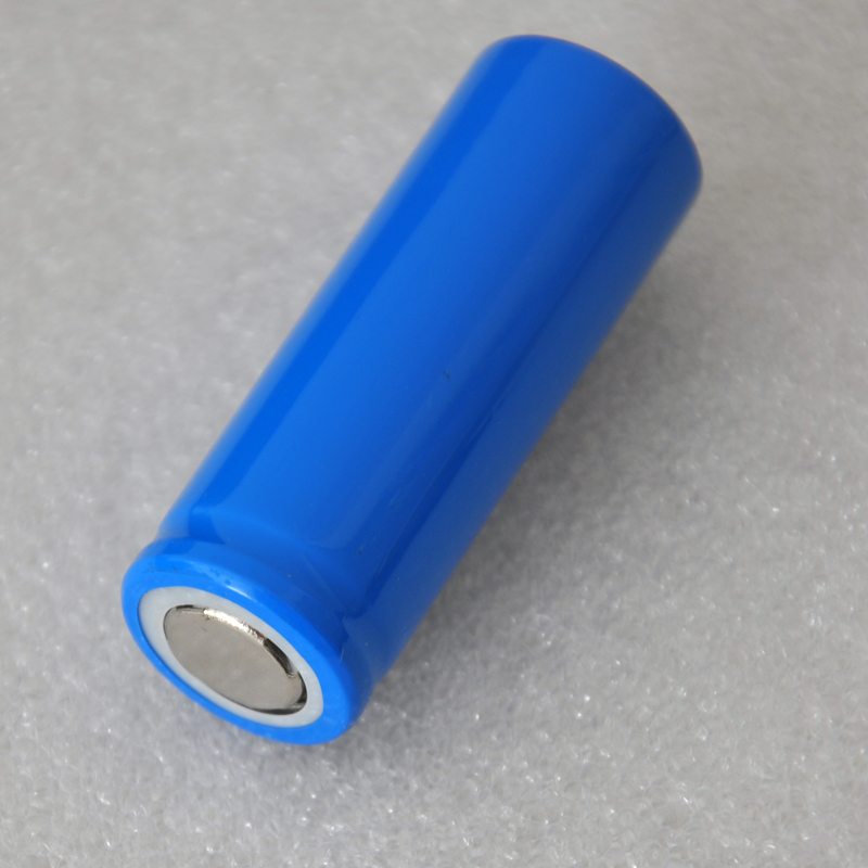 2-10pcs/pack <font><b>18500</b></font> 3.7v rechargeable lithium ion <font><b>battery</b></font> <font><b>ICR</b></font> li-ion cell 1000MAH flat top for LED speaker LED flashlight torch image
