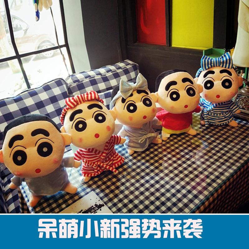 ФОТО Cute cartoon character creative birthday gift plush toys plush doll crayon
