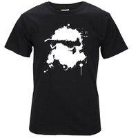 100 Cotton Short Sleeve Star Wars Print Men Tshirt Cool Funny Men Darth Vader T Shirt
