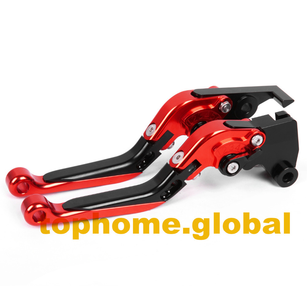 CNC Folding&Extending Brake Clutch Levers For Honda CB1100/GIO special 2013-2014 billet alu folding adjustable brake clutch levers for motoguzzi griso 850 breva 1100 norge 1200 06 2013 07 08 1200 sport stelvio