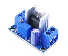 LM317 DC-DC Converter Buck Step Down Circuit Board Module Linear Regulator LM317 Adjustable Voltage Regulator Power Supply