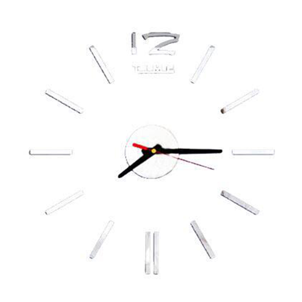 Relogio Parede Wall Clock Modern Design DIY Large Number Wall Clock 3D Mirror Wall Clock Home Office Art Decoration Duvar Saati