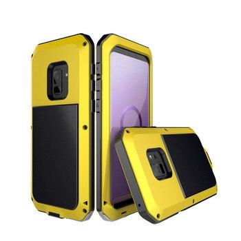Metal Aluminum S9 Case