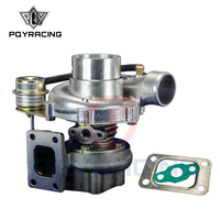GT2870 GT28 GT2871 compressor housing AR 60 turbine a/r .64 T25 flange 5 bolt with actuator Turbocharger turbo TURBO31 64