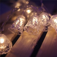 Wedding Decoration Fantasy Colorful Starry Led String Lights Magical Indoor Patio Tree Decor Party Suppliers Gifts