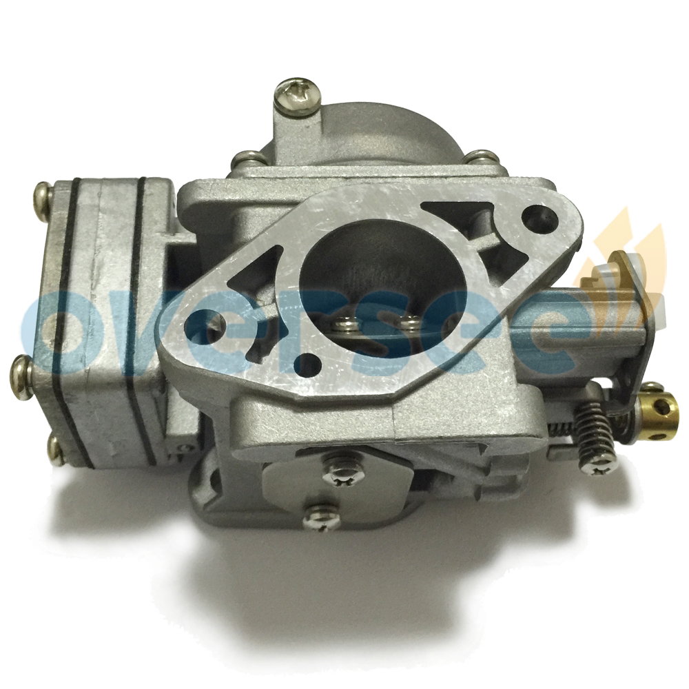 369 03200 2 carburetor assy for tohatsu nissan 5hp 5b for Best outboard motor warranty