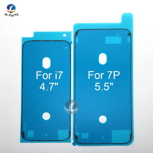 Image 4 - 100pcs Waterproof Sticker For iPhone SE2 11 Pro 6S 7 8 Plus X XS MAX XR LCD Display Frame Bezel Seal Tape Glu 3M Adhesive Repair