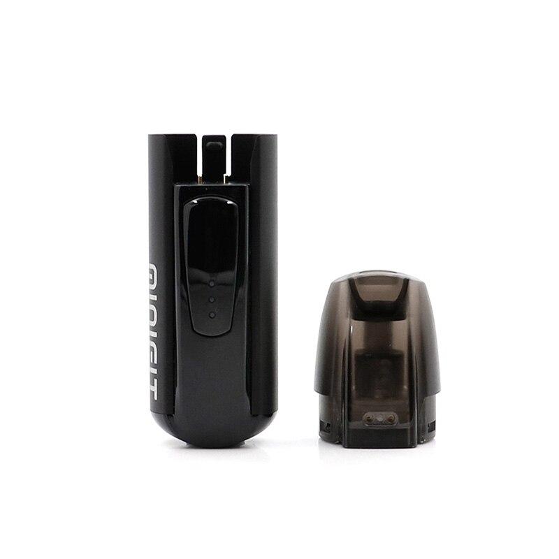 Original Justfog minifit Kit de Inicio 370 mAh todo en uno vape kit como justfog q16 con MINIFIT batería compacta cápsula vapear - 3