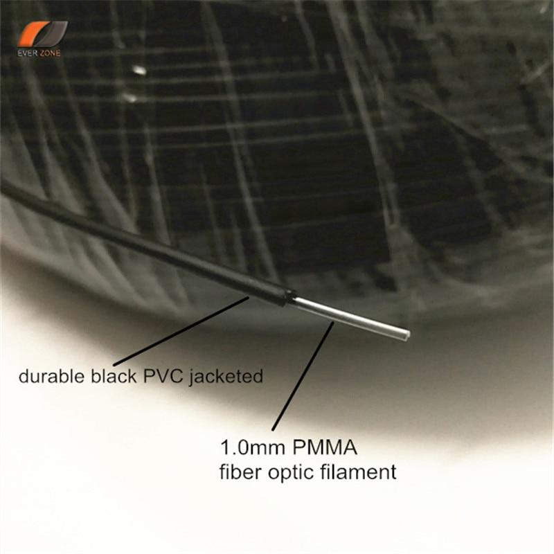 2.5 MTR FIBRE OPTIC STRAND//FILAMENT LIGHT GUIDE 2.5mm Dia