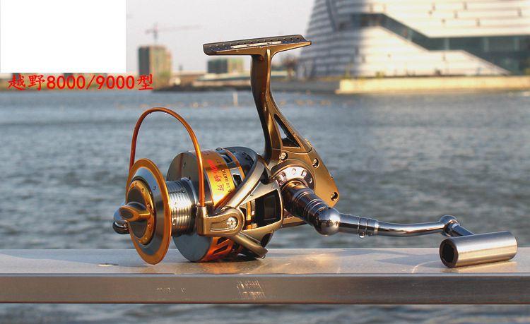 Outdoor Fishing spinning reel Vessel YY8000&9000 12+1BB saltwater high-profile upscale boutique spinning reel Sea fishing reels меня зовут лю юэцзинь
