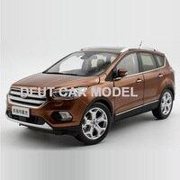 Масштаб 1:18 Ford kuga автомобиль литой модельный автомобиль игрушка Новый в коробке для подарка/коллекции/детей/украшения
