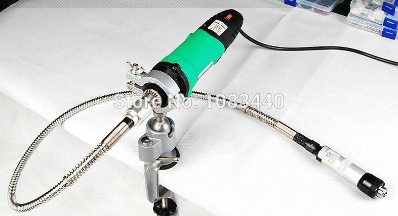 0.3-6mm Handle pen with Stainless Steel Flexible shaft Axis adapted to electric drill the rotary tools for jewels Free shipping stainless steel pail with handle