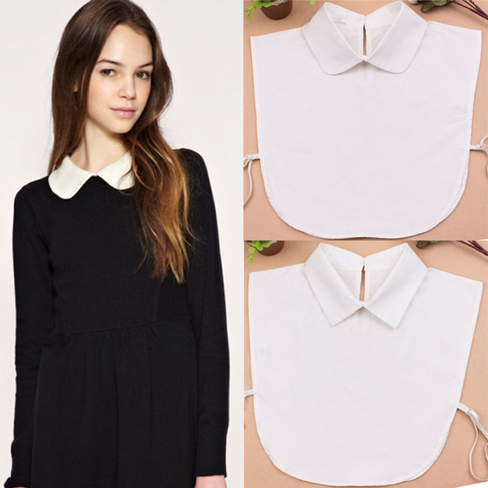 Online Get Cheap White Sleeveless Collared Blouse -Aliexpress.com ...