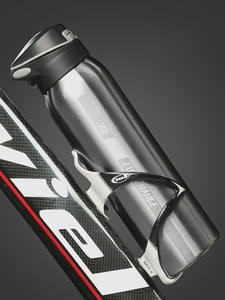 Bike-Accessories Bicycle-Kettle Water-Bottle Mountain Sports 500ml 304-Stainless-Steel