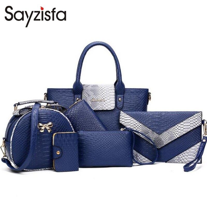 ФОТО Sayzisfa 2017 Famous Brand Women Leather handbag Luxury Good Quatliy design woman messenger bags female fringed shoulder bagT126