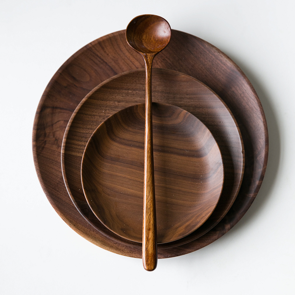 Confronta i prezzi su Round Wood Tray - Shopping Online / Acquista ...