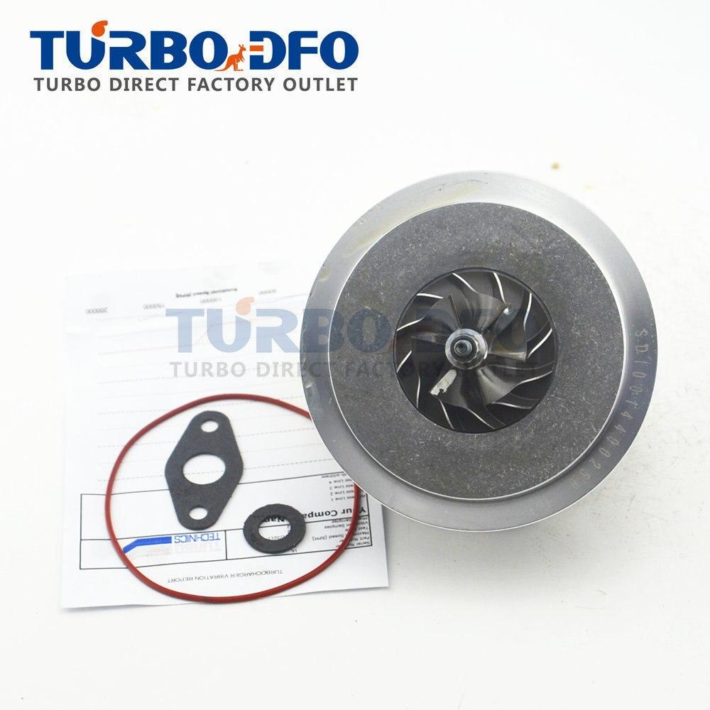 GT1749V turbo chra 712766 for Alfa Romeo 147 156 1.9 JTD M724.19.X 81KW / 85KW Cartridge core assy turbine 46779032 / 71723495