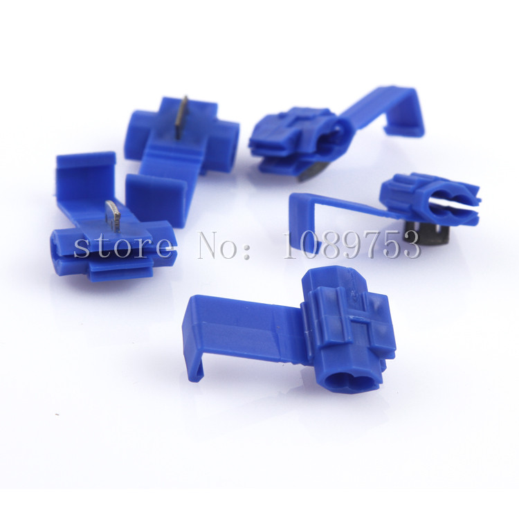 20 x electrical terminals crimp quick splice lock wire connector 20 x electrical terminals crimp quick splice lock wire connector 16 14 gauge 075 25mm blue in terminals from home improvement on aliexpress alibaba greentooth Images