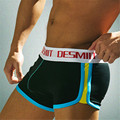 Fashion Men Modal Solid 6 Colors Sweat-absorbent Underwear Boxer Shorts Trunks Underpants M-XL