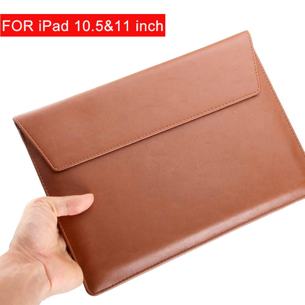 2019 High Quality PU Leather Liner Shockproof Bag Case For IPad 2018 New Pro 11 Inch A1980, 10.5 Inch 2017 2019 Sleev