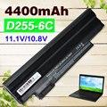 4400 mah batería del ordenador portátil para acer aspire one 522 722 aod255 AOD257 AOD260 D255 D255E D257 D257E D260 D270 E100 AL10A31 AL10G31