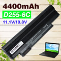 4400mAh Laptop Battery for Acer Aspire One 522 722 AOD255 AOD257 AOD260 D255 D255E D257 D257E  D260 D270 E100 AL10A31 AL10G31