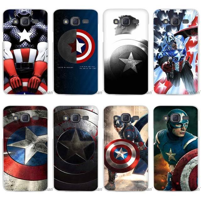 coque samsung j3 2016 captain america