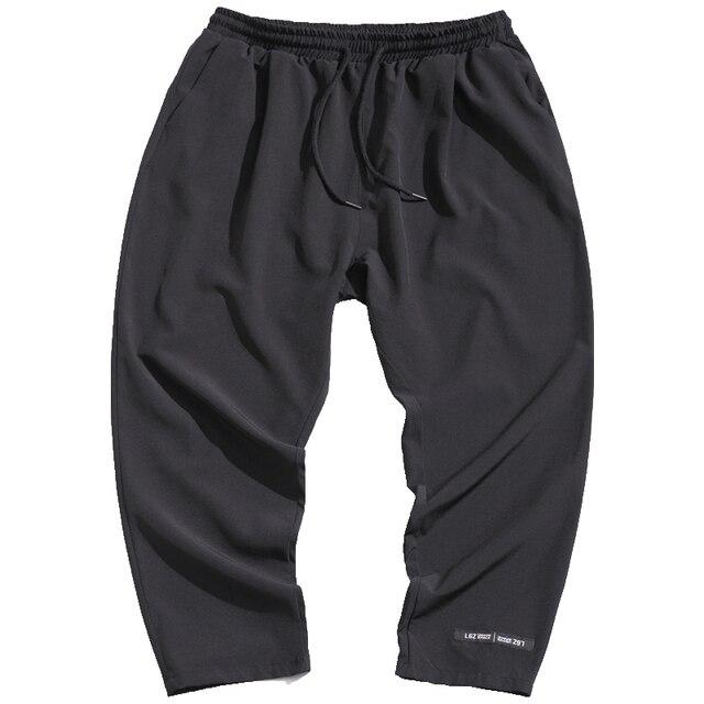 Privathinker Casual Streetwear Pant 2020 Summer Mens Sweatpants Comfortable Loose Pants New Fashion Clothe 25