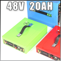 Electric Bike Battery 48v 20ah For 1000W E Bike Lithium Ion Battery With 5V USB Waterproof