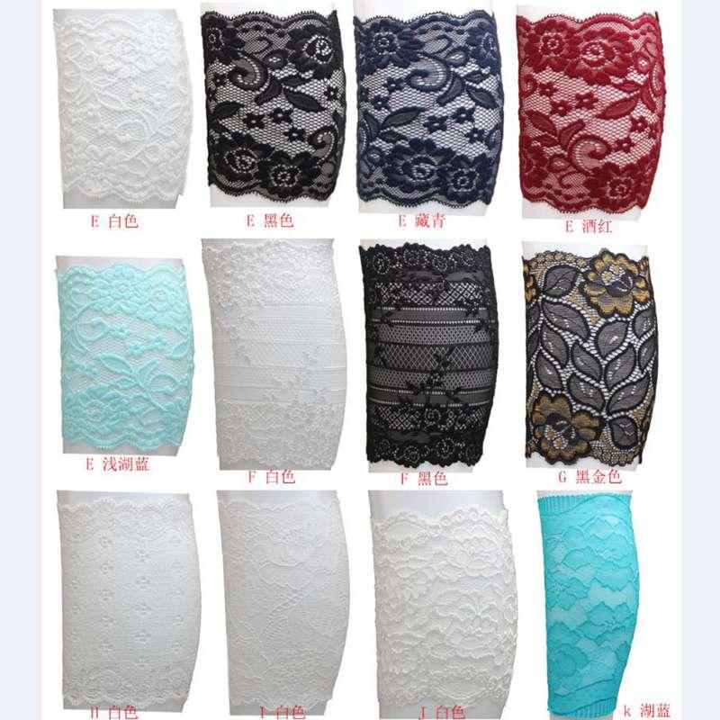 Compra elastic lace cuffs y disfruta del envío gratuito en ...