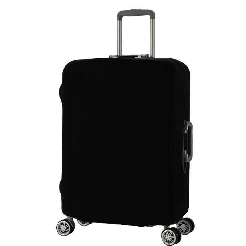 Pure Color Luggage Protective Cover Apply