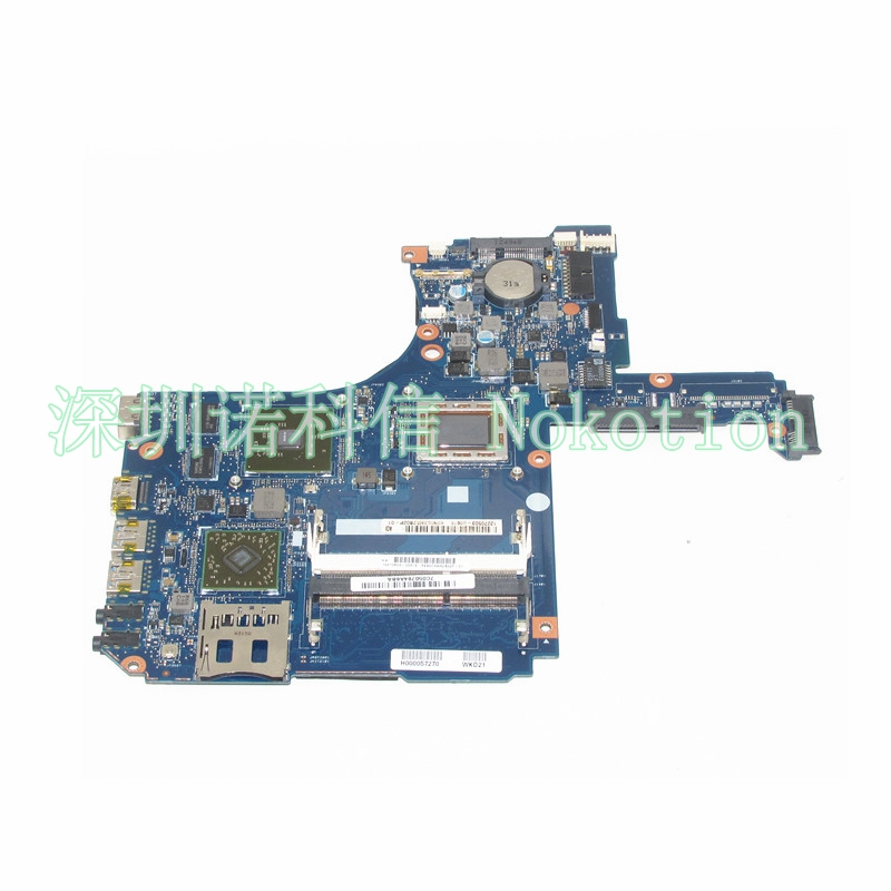 NOKOTION H000057270 for Toshiba Satellite S55D S50-D S50-A Laptop Motherboard A8-5545M CPU DDR3 HD8500M graphcis MainboardNOKOTION H000057270 for Toshiba Satellite S55D S50-D S50-A Laptop Motherboard A8-5545M CPU DDR3 HD8500M graphcis Mainboard