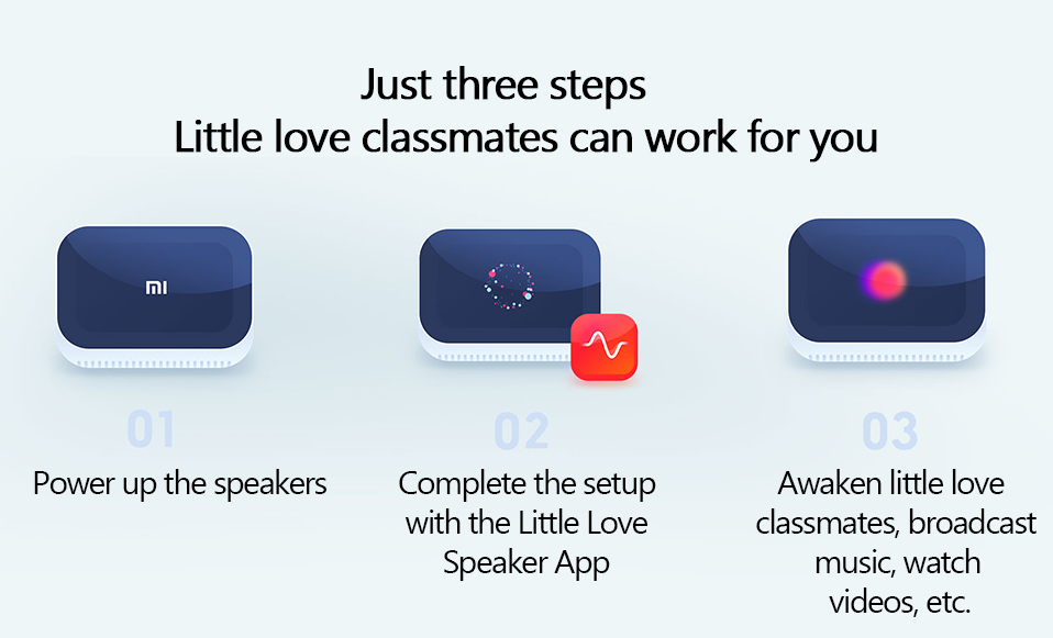 Original Xiaomi AI Touch Screen Bluetooth 5.0 Speaker Digital Display Alarm Clock WiFi Smart Connection Speaker Mi speaker (14)