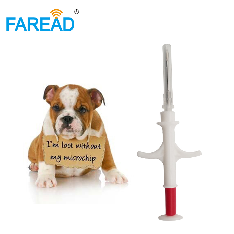 x10pcs pet microchip 2.12x12mm ISO small lots RFID implant animal ID tag chip with syringe dog veterinary use 20pcs rfid microchip 1 4 8mm syringe veterinary animal id tag for cat dog