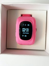 Оригинал Q50 экран OLED Дети GPS Трекер SOS Аварийного Анти потерял GPS часы Шагомер smartband Русский Q50 Q60 Q80 Q90 U8
