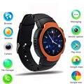 В Наличии! оригинальный Android 5.1 OS MTK6580 Smart watch 360x360 SmartWatch поддержка 3 Г SIM Wi-Fi Bluetooth Сердечного ритма pk kw88 d5 x5