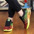 Men Casual Shoes Men's Fly Weave Technology Lightweight Flat Zapatillas Tenis Trainers Gym Shoes Male Fashion Walking Shoe