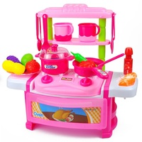 YARD Kid's Toys for Girls Children Kitchen Set Kitchen Toys for Girls Baby Toys