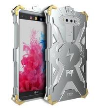 Zimon For LG V20 Phone Cases Original Simon Brand Thor Full Body Anti-Knock Metal Aluminum Cover Case For LG V20